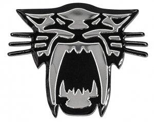 Tiger - Metal Emblem