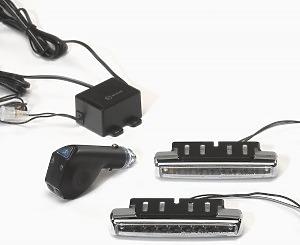 LED Day Running Light Remote