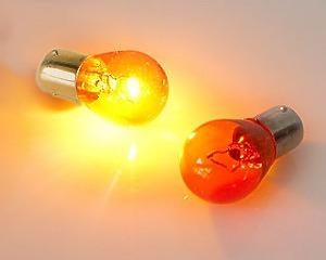 Glödlampa Orange 21W