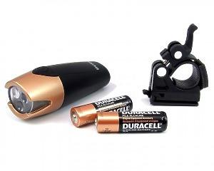 Bike Light Front - Duracell