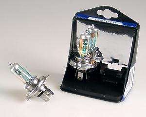 Glödlampa H4 55W Xenon Mega White - 2-Pack