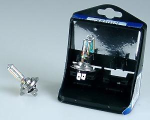 Glödlampa H7 55W Xenon Blue - 2-Pack