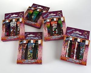 Ed Hardy Tändare 3-pack