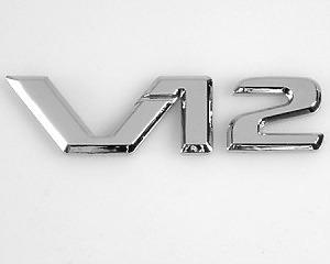 V12 - Emblem