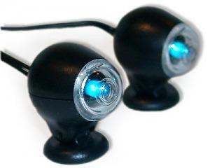 Bright Eyes Blue 24v