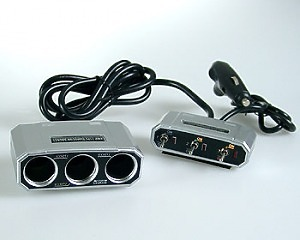 3-way Socket Switch