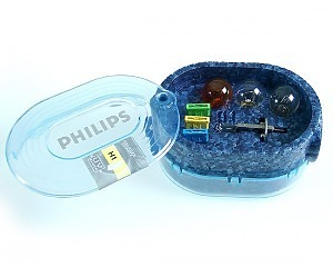 Philips Lampset Quartz - H1