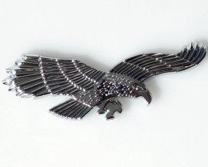 Emblem Eagle Chrome - Mini