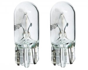 Glödlampa T10 Wedge 5w