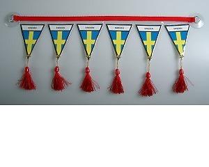Flaggspel - Svenska Flaggan