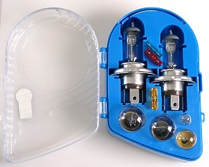 Lampset - Glödlampor H4