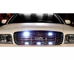 LED Grill Decoration - 24 volt