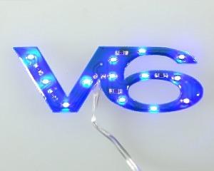 LED Emblem - V6