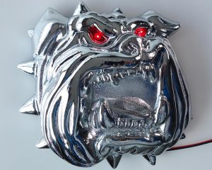 Chrome Bulldog LED 24v