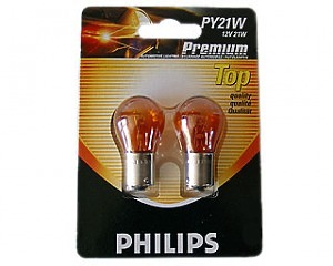 Glödlampa Orange - Philips