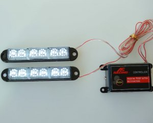 LED Light Bar 3 Functions