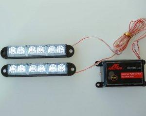 LED Light Bar 3 Functions