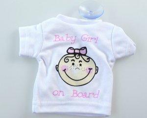 Baby Girl On Board