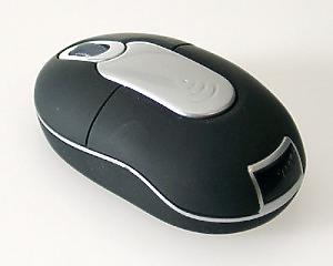 Trådlös optisk mus