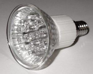 LED-Lampa E14 1W