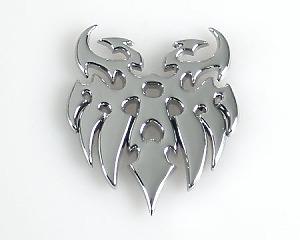 Emblem Chrome Style - Eagle