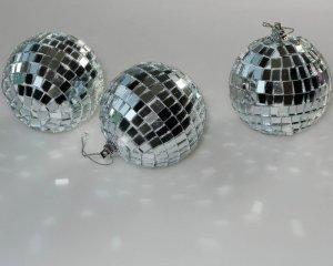 Disco-Kula 7 cm 3-pack