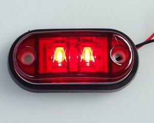 Red Grill Deco Light