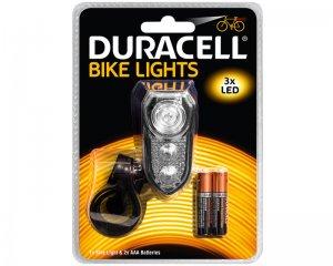 Bike Light Front Oval - Duracell