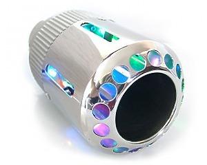 Slutrör MultiColor LED