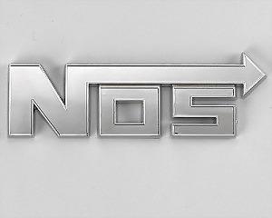 Emblem CarLogo - NOS