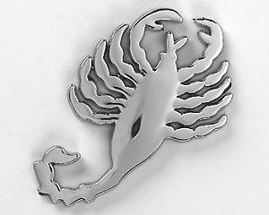 Emblem CarLogo - Scorpion