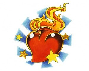 Heart - CarTattoo