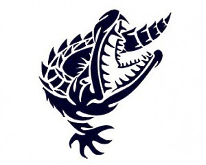 Krokodil - CarTattoo Magic Ink