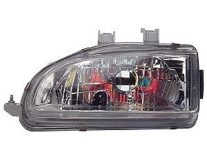 Glödlampor - RainBow GlowRings 5200K H4