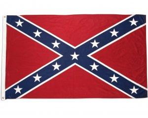 Confederate Flag 155x90 cm
