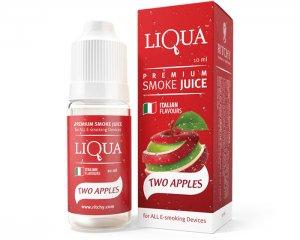 E-juice Two Apples NIKOTIN  - LiQua 10ml
