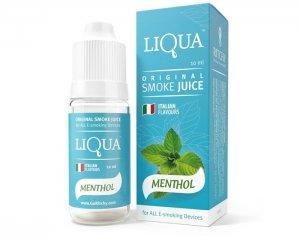 E-juice Menthol - LiQua 10ml