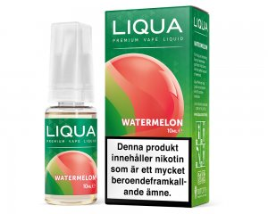 E-juice Watermelon NIKOTIN - LiQua 10ml