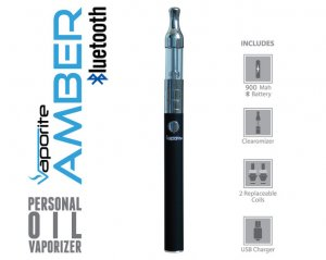 E-cigarett Amber Bluetooth