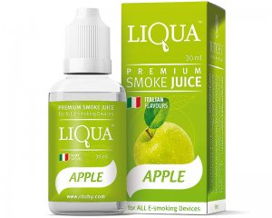 E-juice Äpple - LiQua 30ml