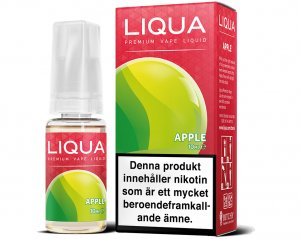 E-juice Äpple NIKOTIN - LiQua 10ml