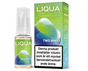 E-juice Two Mints NIKOTIN - LiQua 10ml