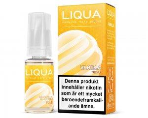 E-juice Vanilj NIKOTIN - LiQua 10ml