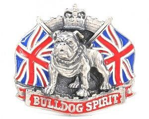 Bältesspänne Bulldog Spirit