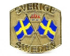 Bältesspänne Sverige Sweden