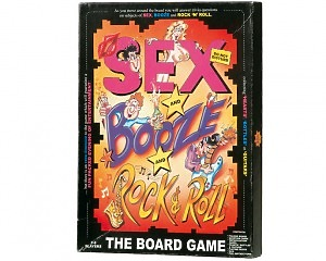 Sex, Booze and Rock & Roll spelet