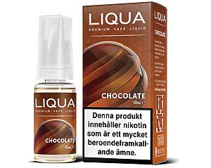 E-juice Chocolate NIKOTIN - LiQua 10ml