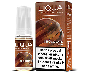E-juice Chocolate NIKOTIN - LiQua 10ml