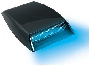 Air Flow Scoop DAF 16 Blue LED- Luftintag