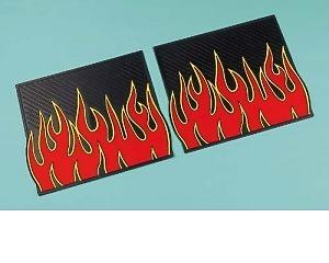 Bilmatta Fire & Furious - Bakmattor
